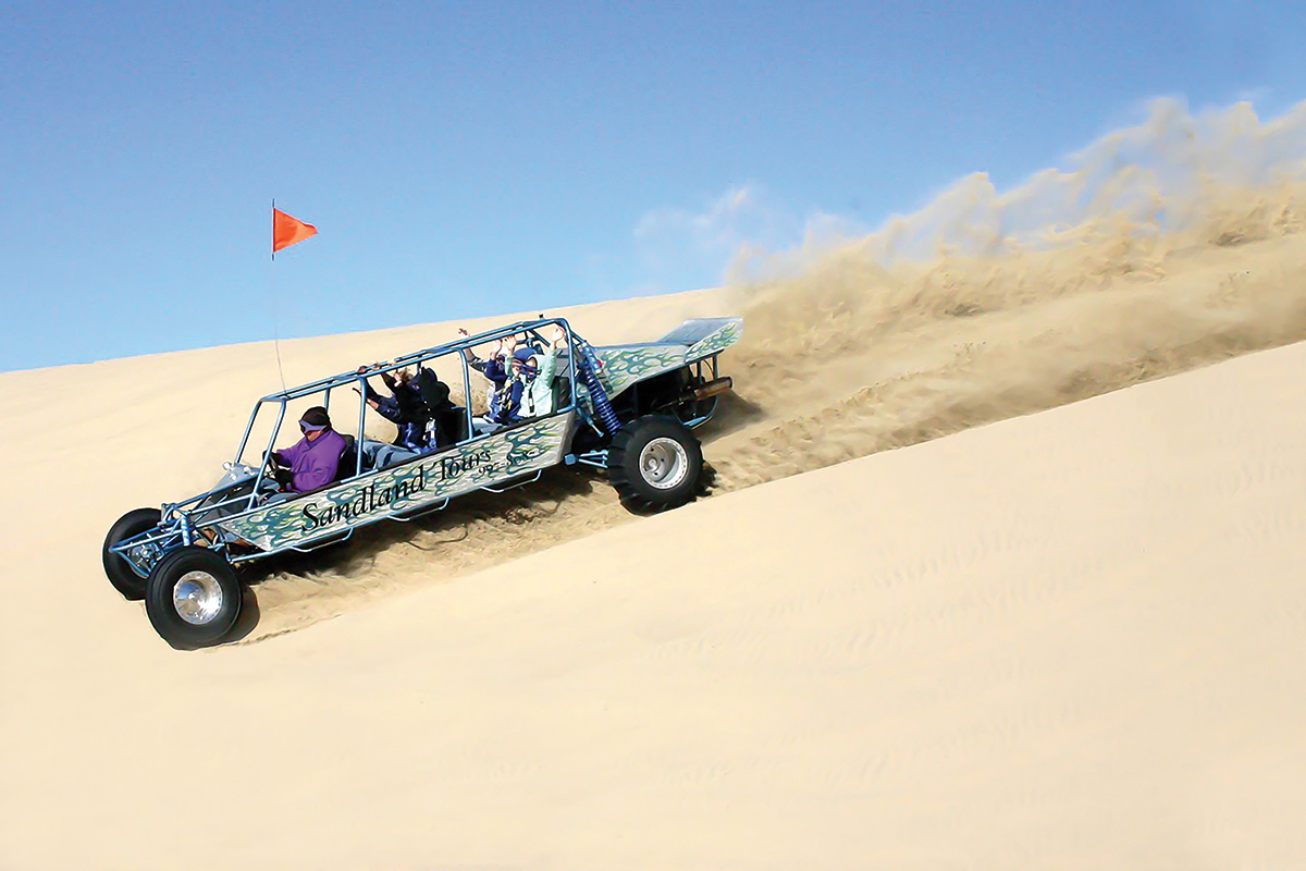 ll dune buggy rides