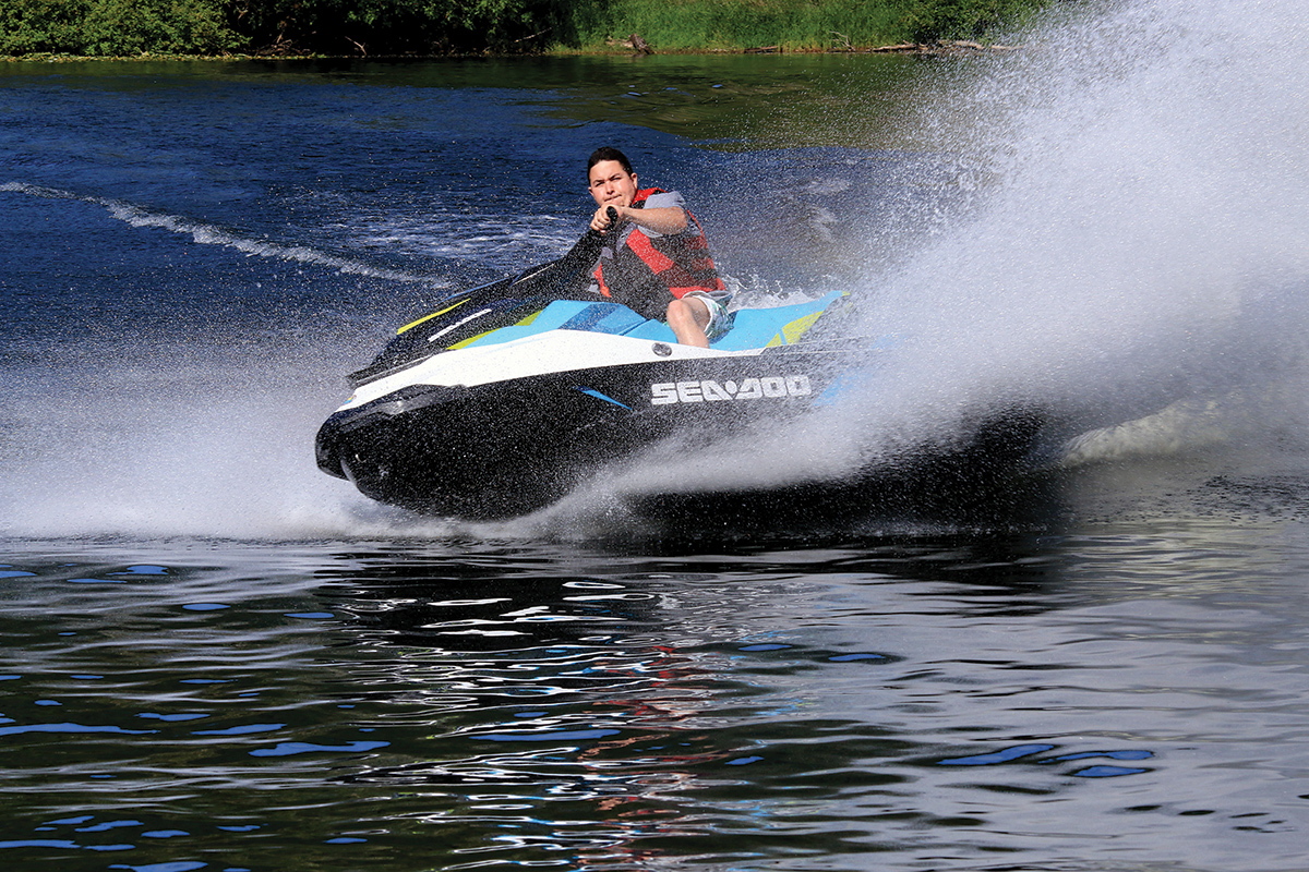 ll seadoo riding