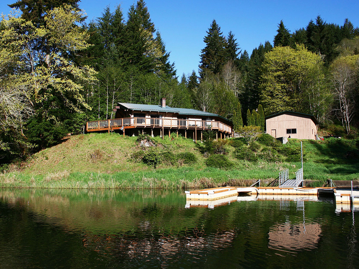 Oregon Coast Cabins | RV Sites | Yurts | Loon Lake Lodge ...