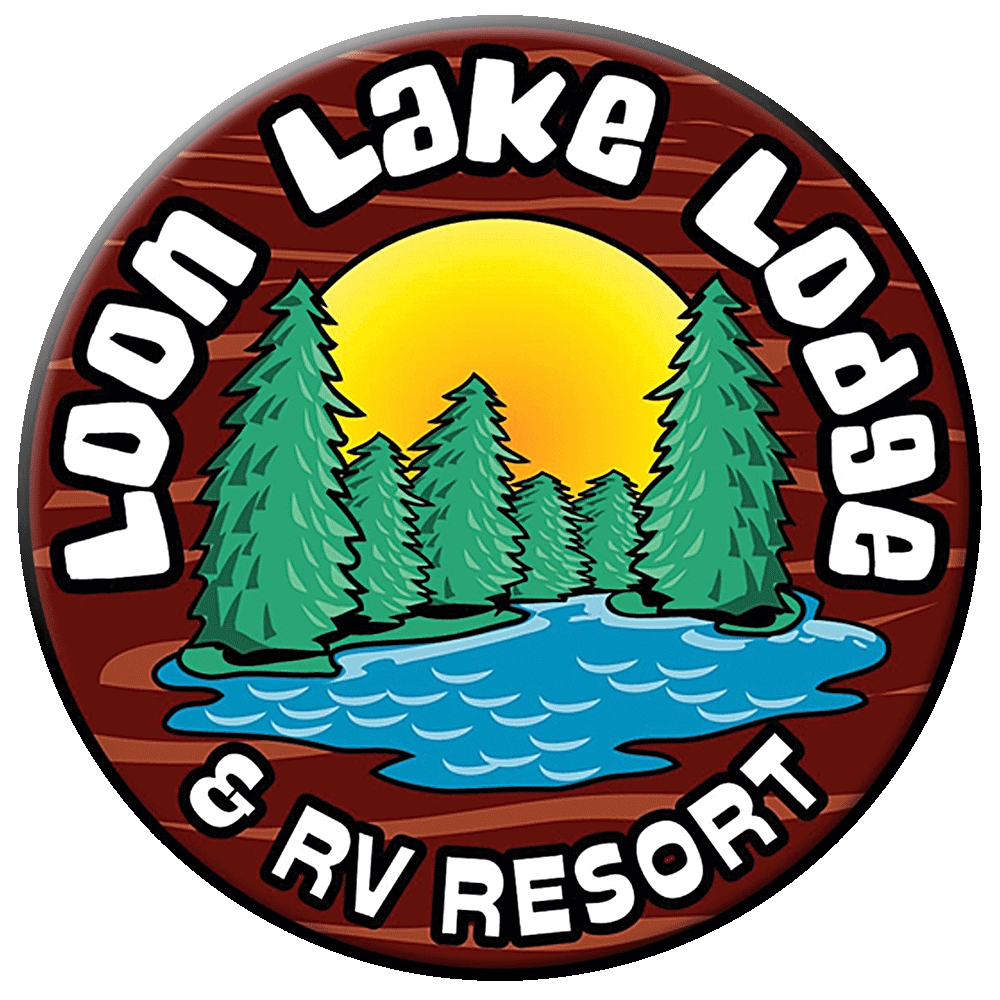 Loon Lake Logo