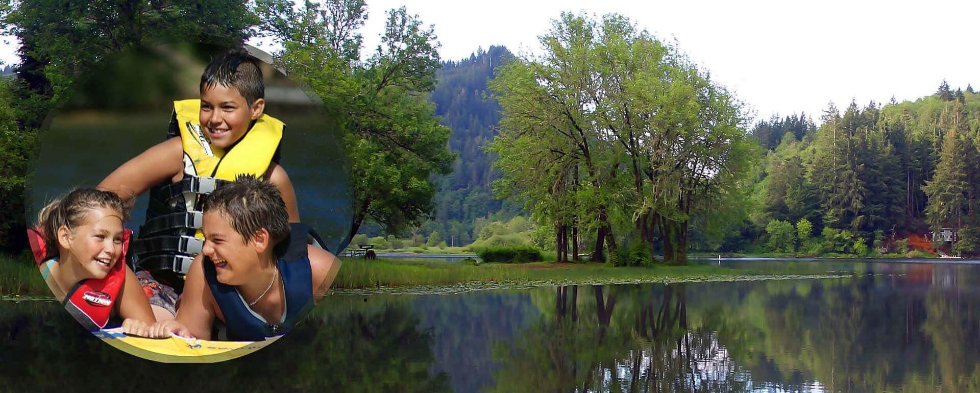Loon Lake Lodge And Rv Resort Oregon Coast Rv Sites