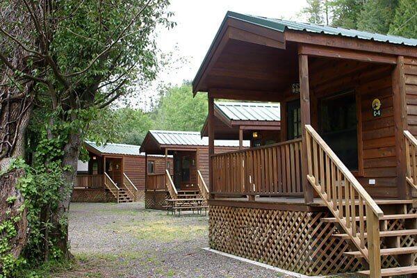 Cabin / Yurt Rentals