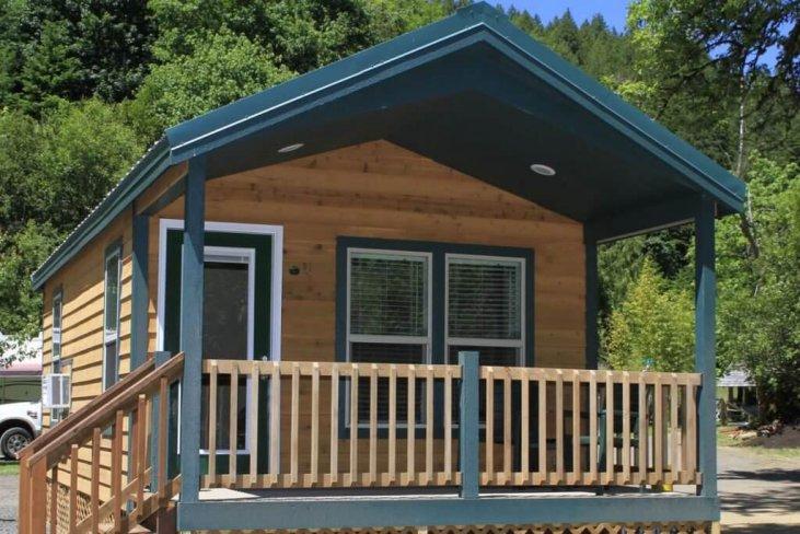 Oregon Coast Cabins   RV Sites   Yurts   Loon Lake Lodge & RV Resort