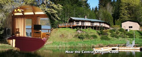 Loon Lake Lodge Premium waterfront house for groups and large families