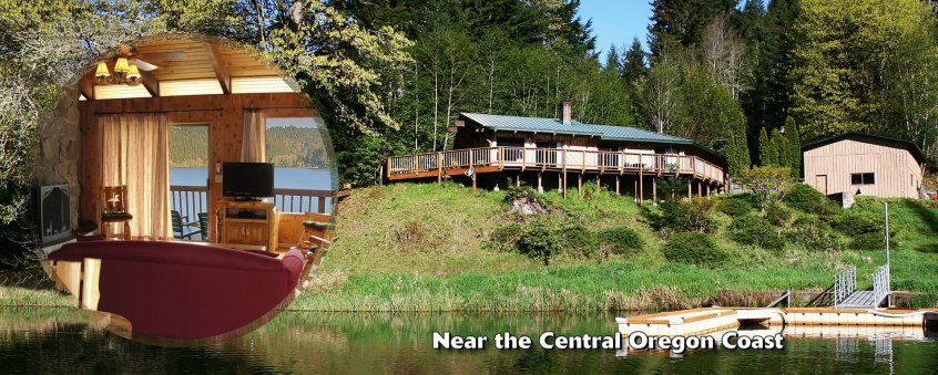 Loon Lake Lodge and RV Resort - Oregon Coast RV Sites