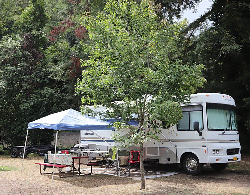 Oregon Coast RV Sites | Tent Campsites